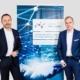 Network Effects, Martin Steger (links) und Sebastian Fischer